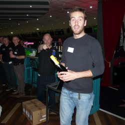 3rd Place Individual - Ed Burke of CPUK